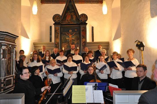 Der Ruhlsdorfer Kirchenchor